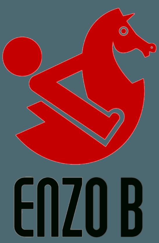 Logo ENZO B