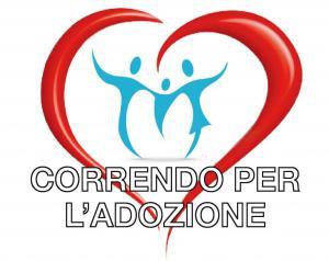 Logo Correndo per l'adozione