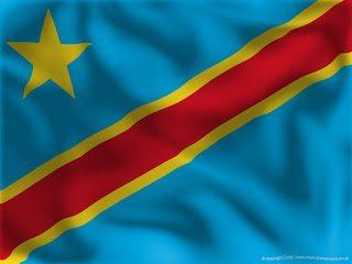 Bandiera della Repubblica Democratica del Congo