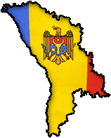 Moldavia (confini e bandiera)